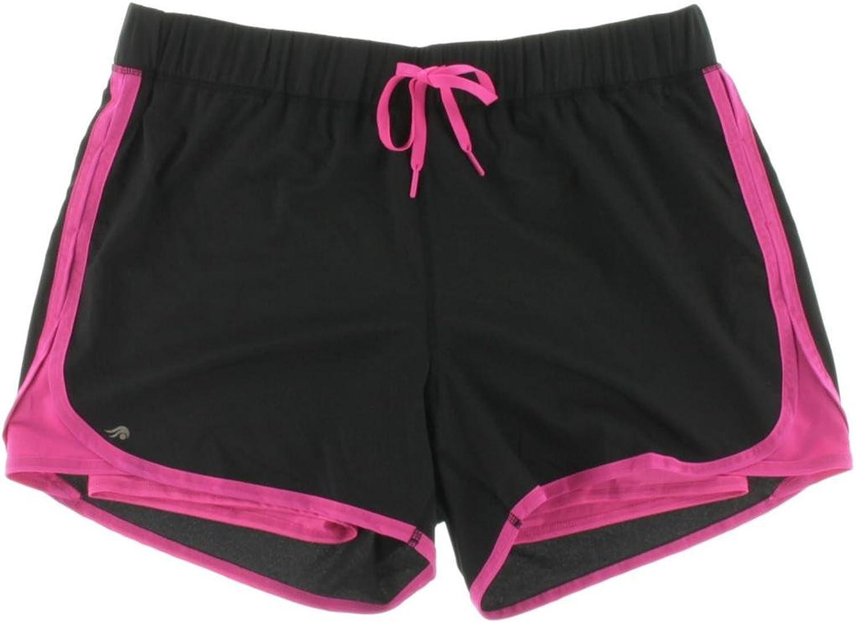 Ideology Plus Size Layeredlook Shorts