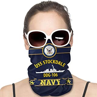Nother USS Stout Ddg106 ansiktsmask män utomhus variation huvudscarf vindtät multifunktionell mask