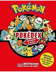 Pokemon - Pokedex intégrale NED 2017