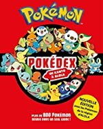 Pokemon - Pokedex intégrale NED 2017 de Hachette Jeunesse
