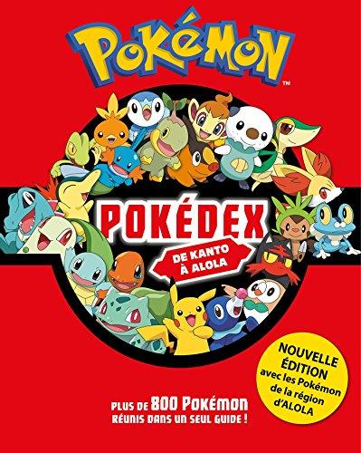 Pokemon - Pokedex intégrale NED 2017 (Pokémon)