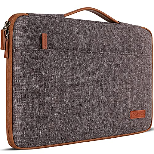 DOMISO Funda para tablet de 10,1 pulgadas, para iPad Pro de 10,5 pulgadas, color marrón