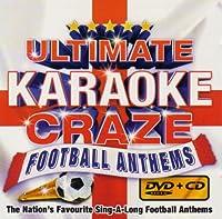 Ultimate Karaoke Craze Footbal