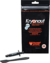 Thermal Grizzly Kryonaut The High Performance Thermal Paste for Cooling All Processors, Graphics Cards and Heat Sinks in C...