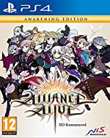 The Alliance Alive HD Remastered (Awakening Edition) (PS4) (輸入版)