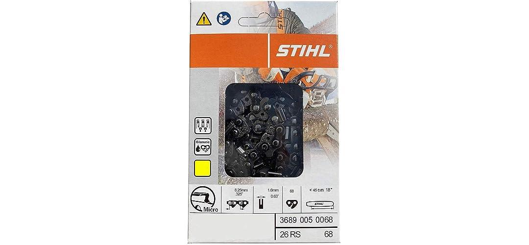 Stihl Chainsaw Chain – 26RS68