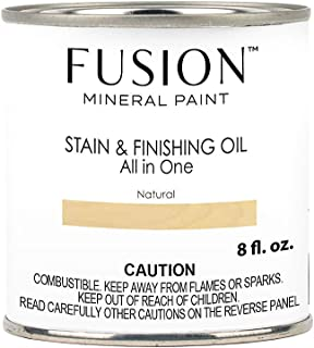 Stain and Finishing Oil All in one Natural 237 ml