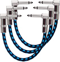 Rayzm Guitarra Cable Patch-1/4