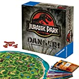 Ravensburger Jurassic Park Danger! Adventure Strategy Game for Kids & Adults Age...