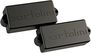 Bartolini Classic Bass Series 4-String P Bass Single Coil Pickup