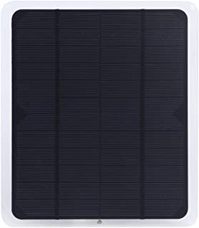 Suchinm 10W Monocrystalline Silicon Solar Panel Portable Battery Panel Photovoltaic Panels for USB Small Fan