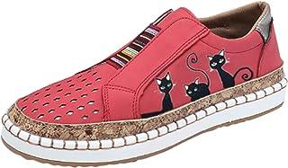 DAIFINEY Modieuze vrijetijdsschoen voor dames, sneaker, sportieve trainingsschoenen, sportschoenen, loopschoenen, mode, st...