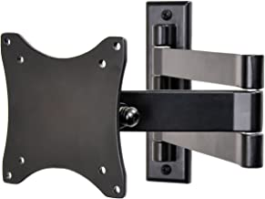 """VideoSecu TV Wall Mount Articulating Arm Monitor Bracket for Most 19""""-39"""" LCD LED Plasma Flat Panel Screen TV with VESA 100/75mm ML10B 1E9"""
