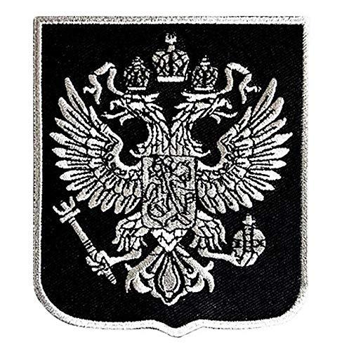 Choppershop Aufnäher/Bügelbild mit russischem Imperial-Adler