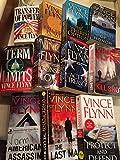 Vince Flynn Complete Mitch Rapp Series Set (Books: 1-12)
