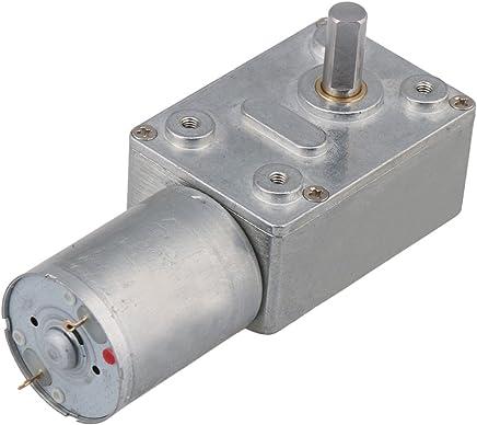 3 ChaRLes Dc 12V 3//5//10//15//25Rpm Motorreductor De Engranaje Helicoidal Dc Motor