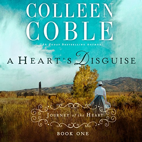 A Heart's Disguise audiobook cover art