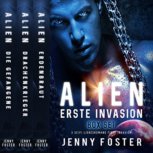 Erste Invasion audiobook cover art