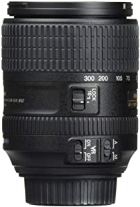 Nikon AF-S DX NIKKOR 18-300mm f/3.5-6.3G