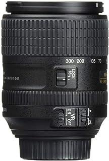 Nikon 2216 AF-S DX NIKKOR 18-300 mm f/3,5-6,3 G ED VR lins, svart