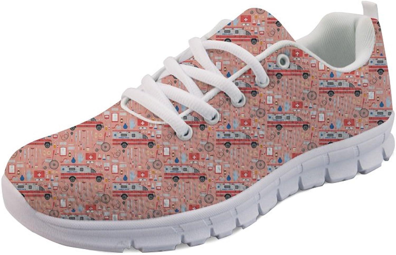 Nopersonality Women's Jogging Running Sneaker Lightweight Comfort Walking shoes