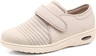 Mei MACLEOD Women Arthritis Edema Adjustable Closure Diabetic Swollen feet Shoes