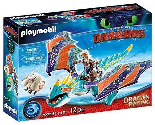 PLAYMOBIL DreamWorks Dragons 70728...