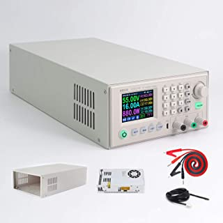 Riden RD6018 DC Power Supply Variable Adjustable Lab Bench Power Supply Buck Converter Step Down Switching Regulated 4-Dig...