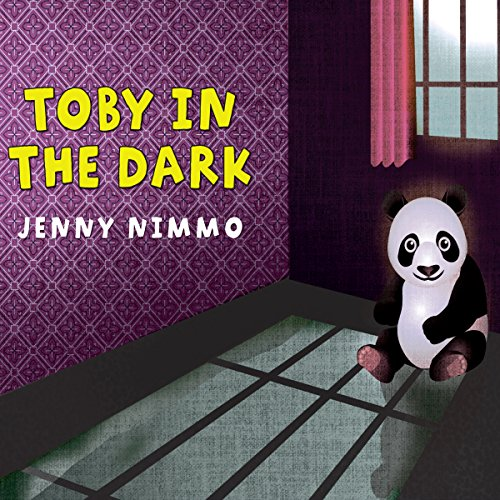 Toby in the Dark audiobook cover art