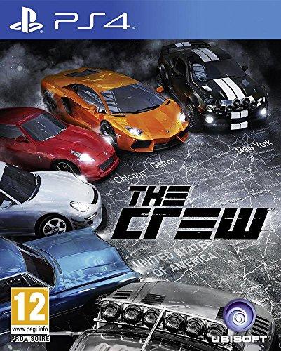 The Crew - PlayStation 4 - [Edizione: Francia]