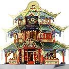 MU/チャイナタウン『宝の塔』 輝く メタリックナノパズル