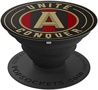 PopSockets: Atlanta Football Soccer Unite And Conquer - PopSockets Grip and Stand for Phones and Tablets