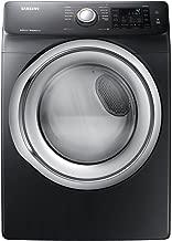 Samsung DVE45N5300V 7.5 Cu. Ft. Black Stainless Electric Dryer with Steam DVE45N5300V/A3