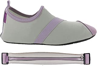 FitKicks Shoes with FitZip Waist Pack, Choose Color and Size