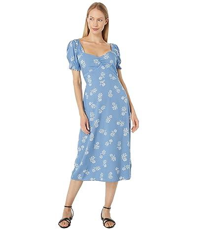Billabong Love Letters Midi Dress