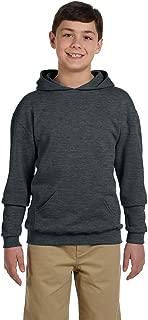 Youth 8 oz. 50/50 NuBlend Fleece Pullover Hood