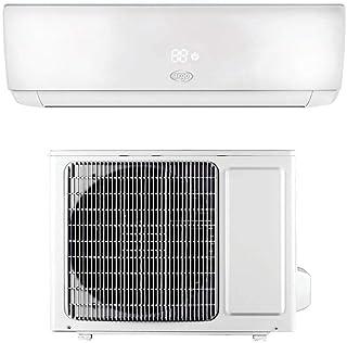 ARGO Ecowall 9 Climatizador fijo monosplit DC Inverter, con WiFi, 9000 BTU/H