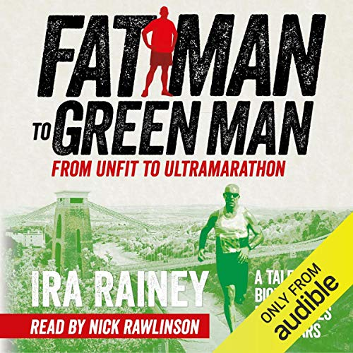 Fat Man to Green Man audiobook cover art
