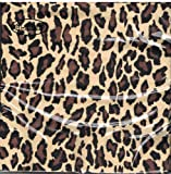 Creative Party PJ346084 - Tovaglioli di carta con stampa leopardata a 3 strati, 20 pezzi