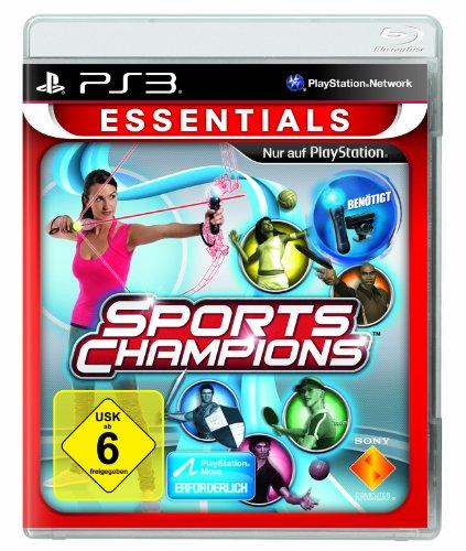 Sports Champions (Move) [Essentials] [Importación alemana]