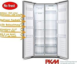 PKM Frigorífico congelador Sidy by Side No Frost 428 litros