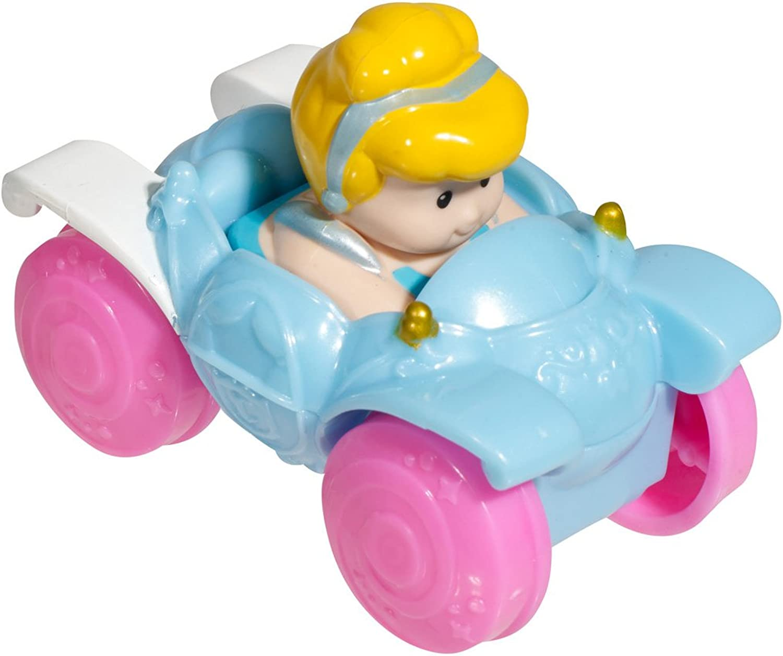 ahorra hasta un 50% Fisher-Price Little People Disney Wheelies Cinderella by by by Fisher-Price  el mas reciente