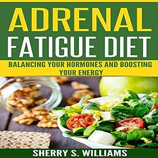Adrenal Fatigue Diet: cover art