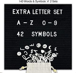 silver bulletin board letters