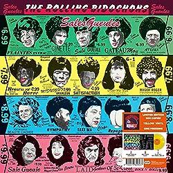Sales Gueules-LP 30cm Vinyle Jaune [Import]