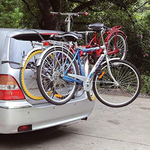 Rhino Automotive 3 Bicycle Rear Mount Carrier Car Rack Bike Cycle RW0465