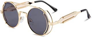 Steampunk Sunglasses John Lennon Hippie Glasses Retro...