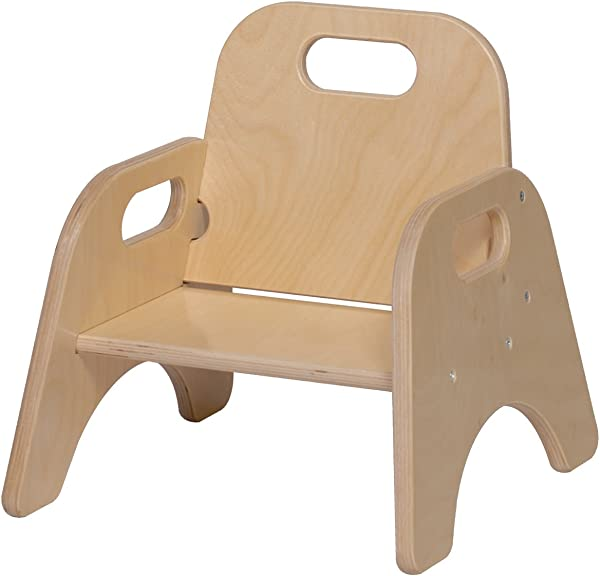 Steffy 木制品 5 英寸学步椅
