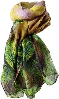 CHIDY Scarves Women Printing Long Soft Paris Yarn Scarf Wrap Shawl Stole Pashmina Scarves