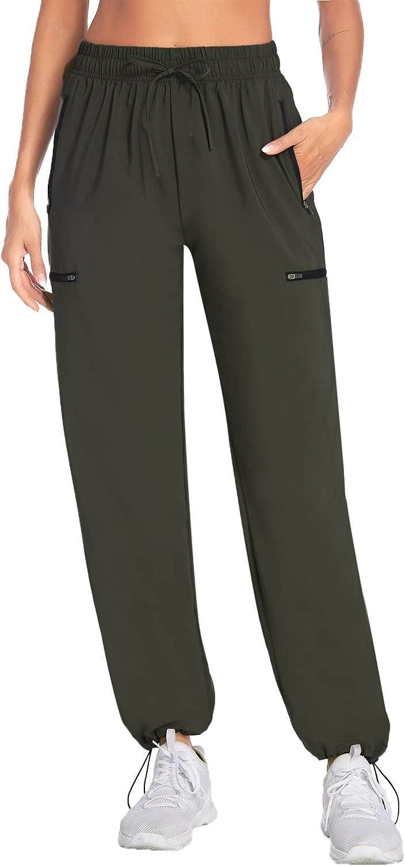 Mokermi service Women's Cargo Hiking Max 41% OFF Pants Dry Lightweight Outdoor Quick